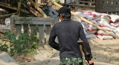 Former Army Ranger heads deep into Karen Country in Burma: Different wars, same warriors (Part 3)