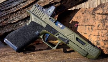 An Army Ranger's Agency Arms Glock 34