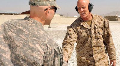 Former SEAL Harward turns down White House post