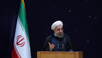 Iran's missile test 'not a message' to Trump