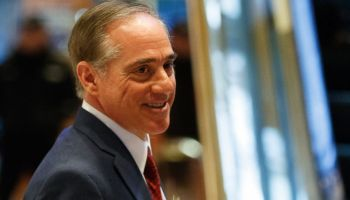 Senate easily confirms Trump pick of Shulkin as VA secretary