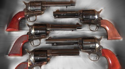 And Now For Something…Completely Different 45 Colt