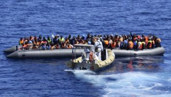 Migrant crisis continues as 74 Africans found dead along Libyan coast