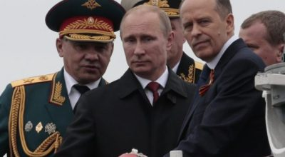Putin's incremental encroachment on the world (Part One)