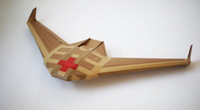 Why the Military Is Investing in Paper Airplanes