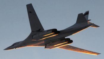 UK scrambles fighters to intercept Russian bombers near Ireland