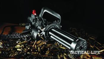 Meet Empty Shell's Handheld Gatling: The XM556 Microgun