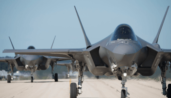 Latest F-35 purchase drops below $100 million per aircraft for the first time