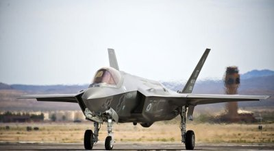 Watch: F-35A Makes Debut at Red Flag 17-1!