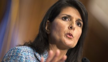 US ambassador to the UN uses first Security Council appearance to condemn Russian aggression in the Ukraine