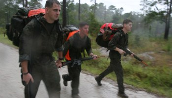 Why Special Operations Candidates Shouldn't Plan Their Training Schedules Around Crossfit