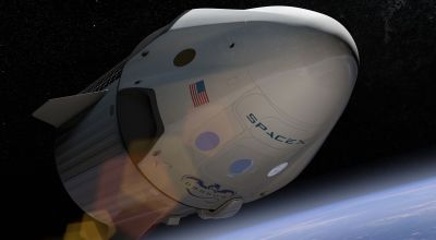 SpaceX Says They Will Fly 2 Paying Passengers Around the Moon by 2018!