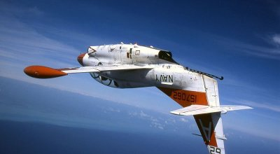 Today in Aviation History: First flight of the North American T-2 Buckeye Jet