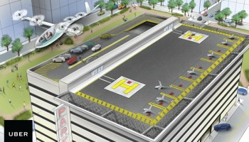 Uber Hires NASA Engineer Mark Moore for Flying Car Project!