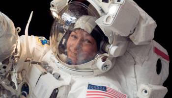 Peggy Whitson's record breaking spacewalk dampened by mishap, but historic nonetheless