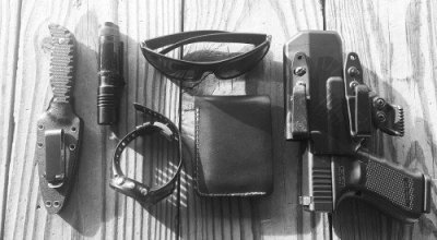 A Navy SEAL's EDC gear recommendations