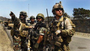 Importance of Language, Cross-Cultural Communication in Special Forces Operations