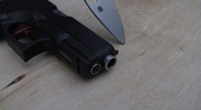 Spyderco & Glock: Utilitarian siblings