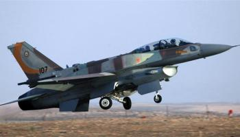 Israeli Airstrikes Hit All Major Iranian Infrastructure in Syria