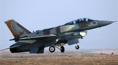 Israelis Hit Syrian Target, Reportedly Chemical Weapons Hub