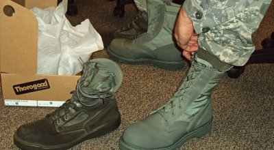 Mail Call – Prepping for SFAS Means Proper Fitting Boots, Socks