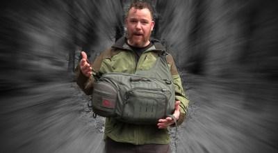SOG Knives Makes Bags? EVAC Sling 18 Review
