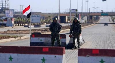 Syrian army captures water station supplying Aleppo from Islamic State