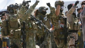 Special Forces, SEALS, Rangers Involved In Large Korean Military Exercise