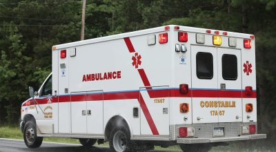 DARPA has been using ambulances to search for nukes in D.C.