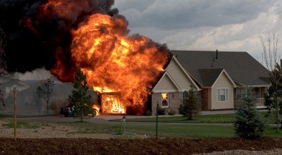 Be prepared: How to survive a fire