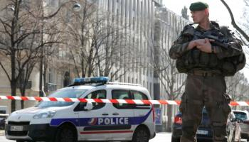 Letter bomb explodes at the International Monetary Fund in Paris, one injured