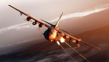 Special Operations Forces History: Fire from the sky with 50 years of the AC-130 Gunship