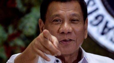 Philippine president orders military to occupy islands in the South China Sea
