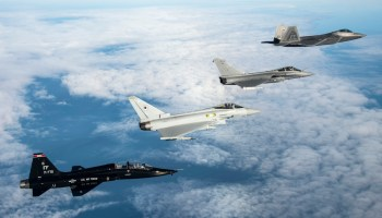 Royal Air Force and French Air Force to Join US in Exercise Atlantic Trident 17