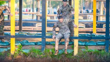 75th Ranger Regiment Duo Wins 34th Annual Best Ranger Competition
