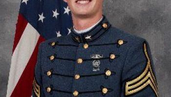 Citadel ROTC Cadet Presented Award By Last Living SC Member of 1st Special Service Force