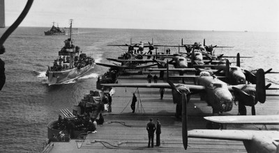 Doolittle Raid 75 Years Ago Was the Best Psychological Operation of the War