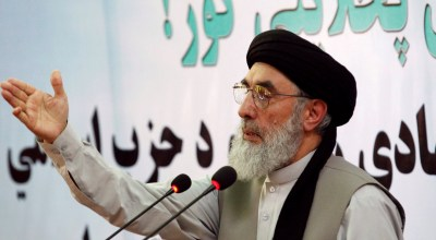 The long-anticipated return of Afghan warlord Gulbuddin Hekmatyar is here