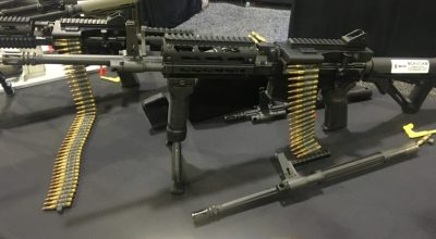 Fightlite MCR Belt-Fed AR Uppers: The Secret Ingredient is NO Modification of Your Lower