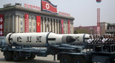 N. Korea didn't test a nuclear weapon, but it did try to launch another missile