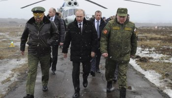 Baltic states think Russia is laying the groundwork for looming 'kinetic operations'