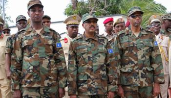 US Stepping Up Security Training Effort for Somalia