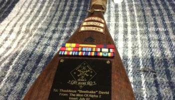 The story of the Marine Recon Paddle