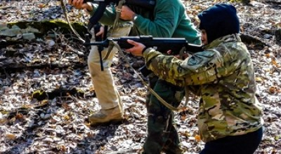 West Point Cadets Learn Unconventional Warfare on the Hudson