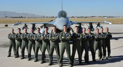 """Air Force General Says a """"Stop-Loss"""" Order to Retain Pilots is Not an Option"""