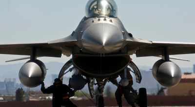 Air Force Authorizes Extension of F-16 Service Life to 2048!