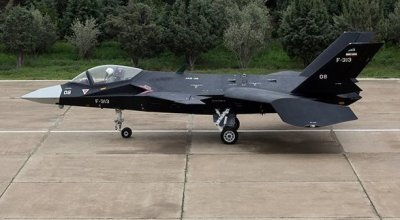 Beware the Iranian-built Stealth Fighter Jet! Watch it in action!
