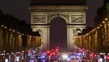 Two police officers shot in Paris, one killed and one wounded