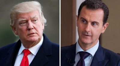 Breaking: US launches 59 Tomahawk missiles at a Syrian airfield in retaliation for the chemical attack