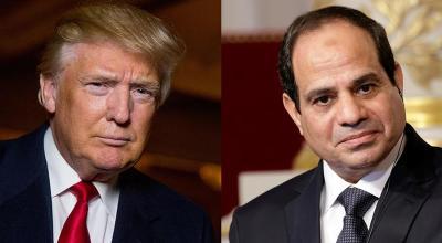 Trump hosts Egyptian president al-Sisi in effort to renew U.S.-Egypt ties